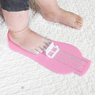 Children Baby Foot Shoe Size Measure Tool Infant Device Ruler Kit