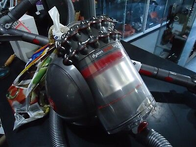 Dyson 214893-01 Cinetic Big Ball Animal Pro Vacuum Cleaner with all attachments
