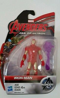 IRON MAN Avengers action figure Age of Ultron Marvel comic book hero movie NEW