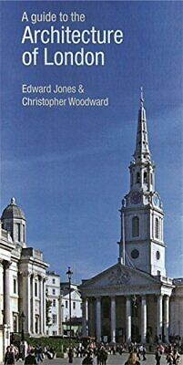 Guide To The Architecture Of London by Woodward, Christopher Hardback Book The