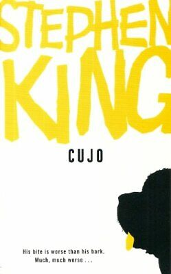 Cujo Ssa by King  Stephen Book The Cheap Fast Free Post