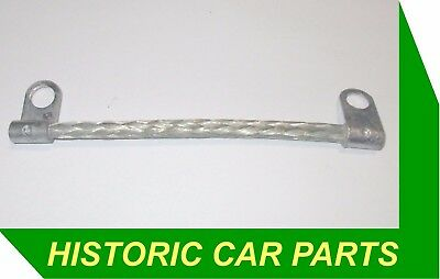 """ENGINE EARTH STRAP a most important wire on your MG """"Midget"""" TA 1292 cc 1936-39"""