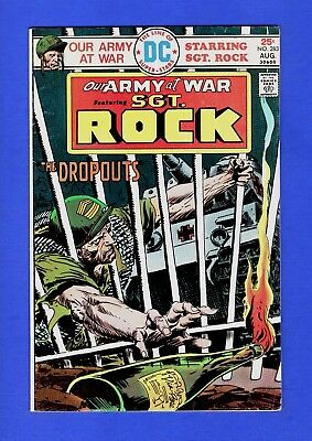 Our Army At War Sgt. Rock #283 Vf Glossy High Grade Bronze Age Dc Comics