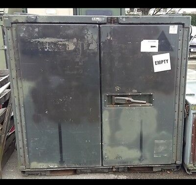 MOD Military Storage / Shipping Container Shed, Store, Army