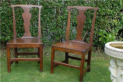 Period country Elm ANTIQUE CHAIRS 1680 1700 17th century Back stool, Queen Anne