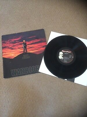 Gary Numan Warriors LP  1983