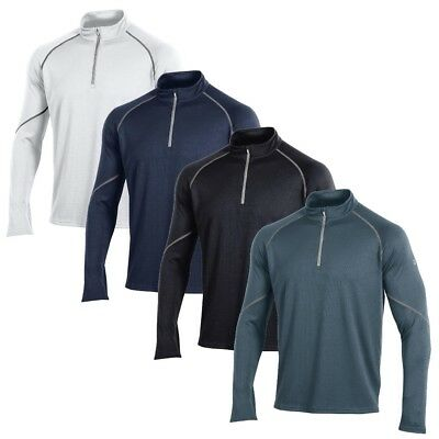 NEW Men's Under Armour 2017 Prevail 1/4 Zip Mock Pullover - Choose Size & Color!