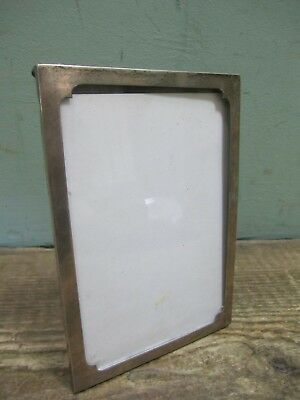 Antique Silver Photograph Picture Frame Baldwin & Marriott 1918 30g 11cm x 16cm