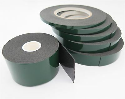 Indasa Double Sided Car Body Trim, Mouldings and Badge Tape- Strong Adhesive