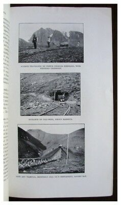 1915 Arctic Expedition - SCOTTISH NATURALIST IN SPITSBERGEN - Land Claims - 07