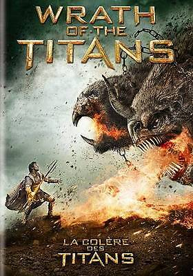 Wrath of the Titans (BRAND NEW DVD, 2012, Canadian) FAST FREE SHIPPING !!