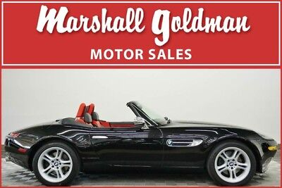 2003 BMW Z8 Base Convertible 2-Door 2003 BMW Z8 6 SPEED MANUAL Black with Black/Red books 1 owner car 7,900 miles
