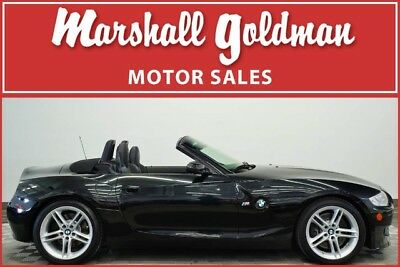 2007 BMW Z4 M Roadster Convertible 2-Door 2007 BMW Z4 M Sapphire Black with Black 6 speed only 20,100 miles