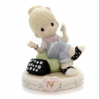 Precious Moments AGE 14 GROWING IN GRACE Porcelain Blonde iPhone 162013