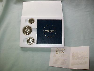 Silver Proof Sets Special (1976 3-Piece Silver  Proof Set)