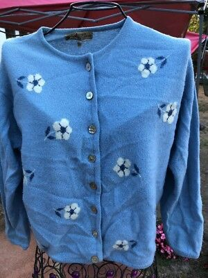 Pringle For Bonwit Teller New York Made In Scotland Vintage Cashmere Sweater