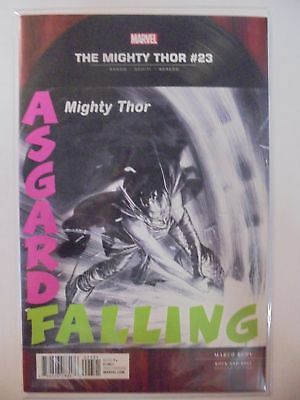 The Mighty Thor #23 Rock & Roll Variant Marvel NM Comics Book