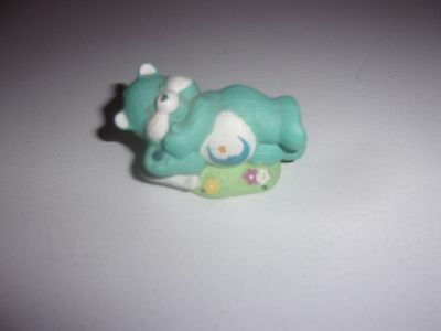 """Care Bear Figurine American Greetings Designers Collection 2.5"""" long"""