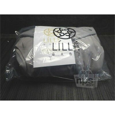 Lille Baby 6-Position Baby Carrier All Seasons Cotton Polyester Stone SC-35-404