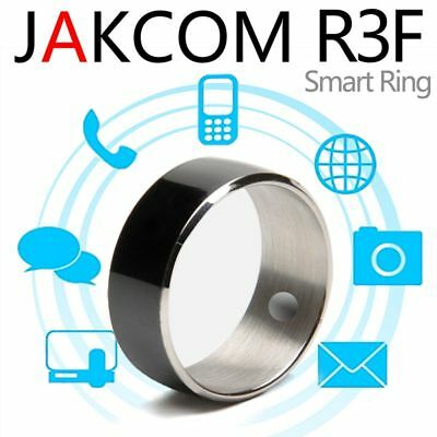 US JAKCOM R3 NFC Technology Magic Smart Ring Black for Android IOS Windows Phone