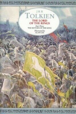 The Lord of the Rings Part III - The Return of ... by Tolkien, J. R. R. Hardback