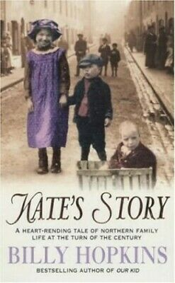 Kate's Story (The Hopkins Family Saga, Book 2): A heartrend... by Hopkins, Billy
