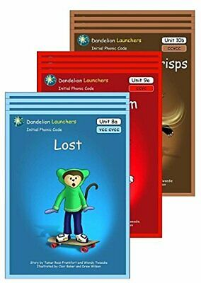 Dandelion Launchers Units 8-10 'Lost' by Tweedie, Wendy Book The Cheap Fast Free