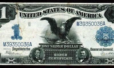 $1 1899 (( BLACK EAGLE )) Silver Certificate ** MORE CURRENCY FOR SALE