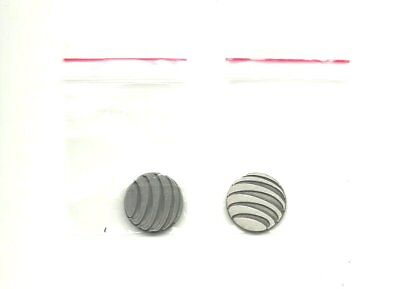 Lot of 2 Unused AT&T Logo Golf Ball Markers or Tokens ?