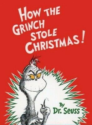 How the Grinch Stole Christmas!: Mini Edition (Dr Seus... by Seuss, Dr. Hardback
