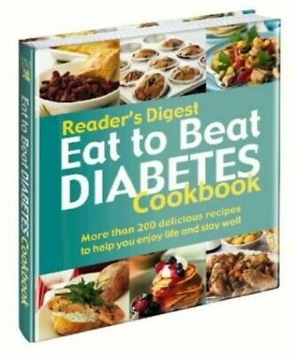 Reader's Digest Diabetes Cookbook Hardback Book The Cheap Fast Free Post