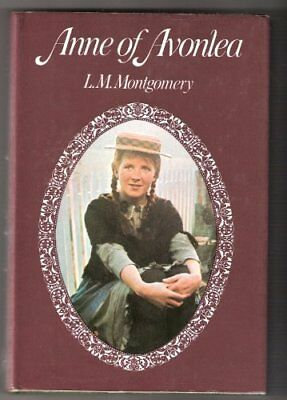 Anne of Avonlea by Montgomery, L. M. Hardback Book The Cheap Fast Free Post