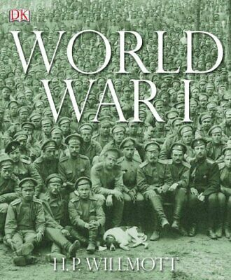 World War I by Willmott, HP Hardback Book The Cheap Fast Free Post