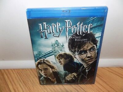 Harry Potter And The Deathly Hallows Part 1 Blu-Ray Disc BRAND NEW SEALED