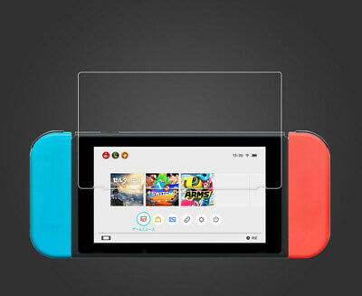 MAXSHIELD Nintendo Switch Tempered Glass Screen Protector for Nintendo Switch