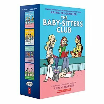 Baby-Sitters Club: Kristy's Great Idea / the Truth Abou - Paperback NEW Ann M. M