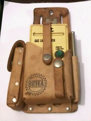 Beha Discharge Gas Lamp Tester with Holster