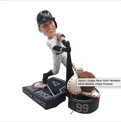Aaron Judge New York Yankees Heavy Hitter MLB Bobble Head