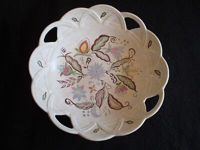 Falcon Ware Jardiniere Hand Painted