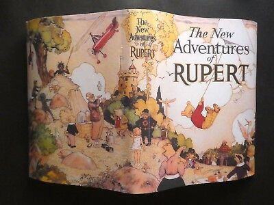 Rupert Annual 1936..original..not Inscribed..with A Dust-Cover..a Very Rare Book