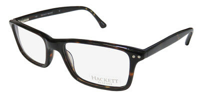 New Hackett Heb126 Genuine Classic Shape Durable Eyeglass Frame/glasses/eyewear