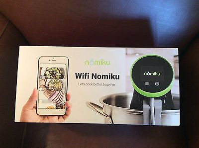 WIFI NOMIKU SOUS VIDE Immersion Circulator - NEW in Box