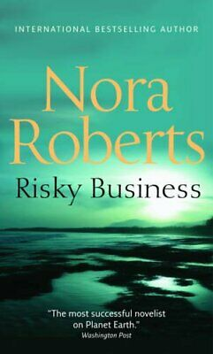 Risky Business by Roberts, Nora Paperback Book The Cheap Fast Free Post