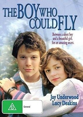 Boy Who Could Fly [New DVD] Australia - Import, NTSC Region 0