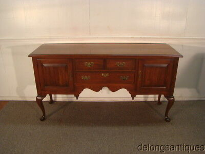 47348 Pennsylvania House Solid Cherry Queen Anne Sideboard