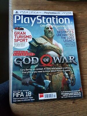 Playstation Official Magazine   -Uk
