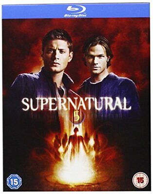 Supernatural - Complete Fifth Season [Blu-ray] [2010] - DVD  EAVG The Cheap Fast