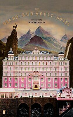 The Grand Budapest Hotel by Anderson, Wes Book The Cheap Fast Free Post