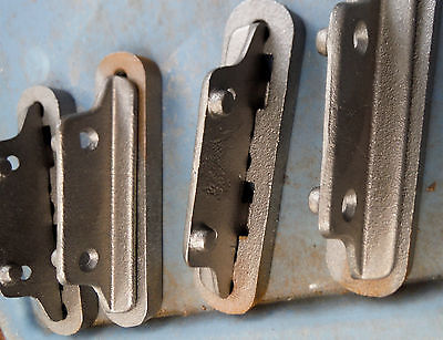 Replacement Rail & Hitch Hardware for Antique Wooden Beds