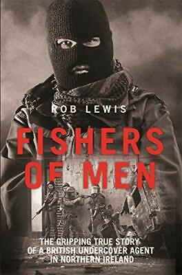 Fishers of Men by Lewis, Rob Book The Cheap Fast Free Post